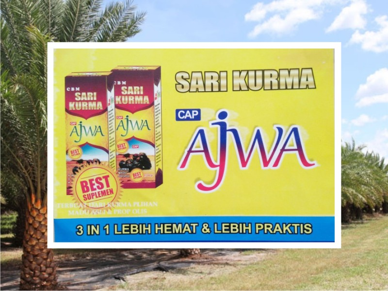 LP001 Sari Kurma Header